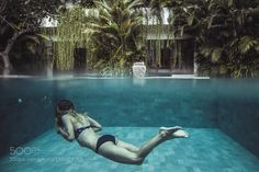 BALI POOL by ThomasMoreno #nature #photooftheday #amazing #picoftheday #sea #underwater