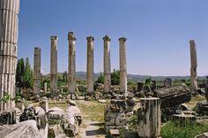 Hierapolis Pamukkale.