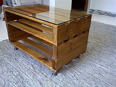 IMG 20121208 00229 600x450 Pallet Coffee Table in furniture  with wood Table Pallets glass coffee
