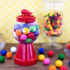 Gummy Ball Machine #SenhoraInspiracao