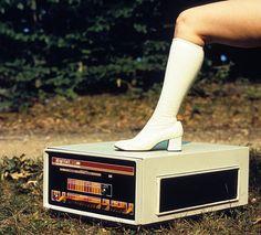 PDP-8 MiniComputer family advertisement