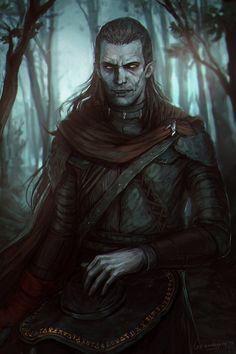 Mergard (Vampire) by LoranDeSore.deviantart.com on @DeviantArt