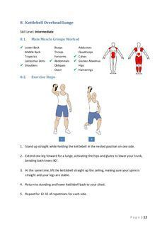 Health In Men The Ultimate Kettlebell Guide Kettlebell Benefits, Kettlebell Challenge, Kettlebell Circuit, Kettlebell Training, Kettlebell Swings, Kettlebell Routines, Hamstring Workout, Dumbbell Workout, Boxing Workout