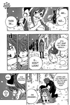 Fairy Tail Christmas Special... Jellal