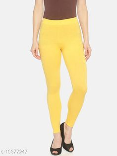 Checkout this latest Leggings Product Name: *Sakhi Shine Ankle Length Cotton Legging* Fabric: Cotton Lycra Pattern: Solid Multipack: 1 Sizes:  28, 30, 32, 34, 36, 38, 40 (Waist Size: 40 in, Length Size: 38 in)  42, 44 Country of Origin: India Easy Returns Available In Case Of Any Issue   Catalog Rating: ★3.9 (404)  Catalog Name: Fashionable Feminine Women Leggings CatalogID_2033476 C79-SC1035 Code: 782-10977247-936