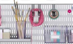 Elfa Craft Board Long Hook