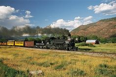 Old Locomotive Train Wallpaper Wall Mural - Self-Adhesive - Multiple Sizes - Mag contemporary-wallpaper