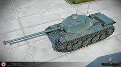FCM 50t tank