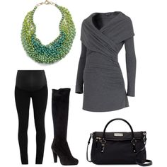 A fashion look from August 2012 featuring , Gastone Lucioli boots and Kate Spade handbags. Browse and shop related looks.