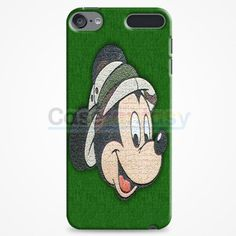 Mickey Mouse Disney Obey Ohboy Funny Humour Joke Funny iPod Touch 6 Case | casefantasy