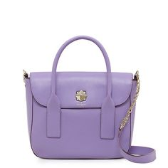 #want this lovely lavender/lilac #KateSpade New Bond Street Florence bag!!! #fashion