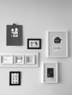Decoration Gallery Wall, Decoration, Frame, Home Decor, Decor, Picture Frame, Decoration Home, Room Decor, Deko