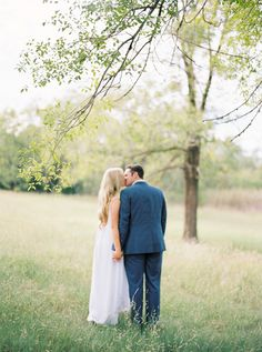 This engagement shoot takes us deep in the heart of Texas, where we find a gorgeous couple exploring the beautiful outdoors. Set in Lubbock, Fine Art Film Wedding Blog, Destination Wedding, Fine Art Wedding Photography, Browning, Engagement Shoots, Bride, Park, Wedding Dresses, Outfit