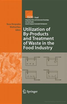 Recomendado en el Máster en Tecnología e Industria Alimentaria .Utilization of By-Products and Treatment of Waste in the Food Industry. 2007 +info.acceso : http://encore.fama.us.es/iii/encore/record/C__Rb2609146