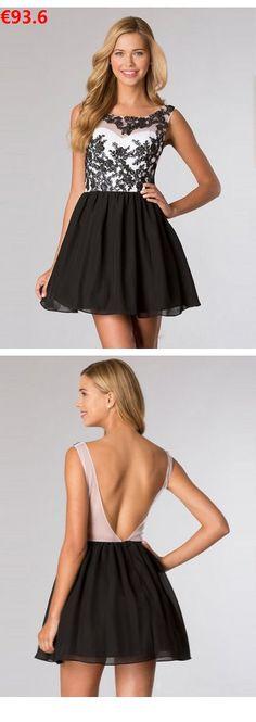 Chic Burgundy Scalloped Off Shoulder Short Sleeve Lace Flare Dress ...