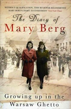 The Diary of Mary Berg: Growing Up in the Warsaw Ghetto #Books