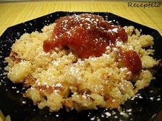 Receptelő: Császármorzsa Macaroni And Cheese, Grains, Rice, Ethnic Recipes, Sweet, Food, Candy, Mac And Cheese, Essen