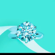 My Tiffany engagement ring