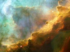 A tempestade de gases turbulentos na nebulosa de Cygnus