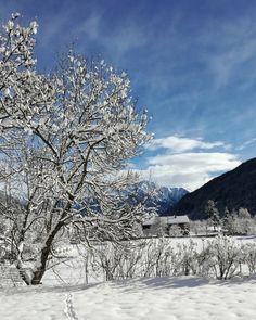 Ein schöner Wintertag zum Wandern oder Ski fahren oder auch was neues entdecken...