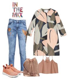 """""""trends"""" by sommerfuglen ❤ liked on Polyvore featuring Max&Co., Reebok, TIBI and nooki design"""