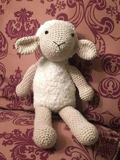 Comment réaliser un amigurumi mouton - Crochet Panda, Diy Crochet, Crochet Toys, Amigurumi Patterns, Amigurumi Doll, Crochet Amigurumi, Amigurumi For Beginners, Doll Videos, Pandas