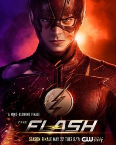 We Are The Flash Season Finale Poster