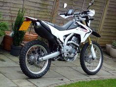 CRF250L I want it!!