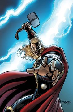 Thor: Crown of Fools #1 (Virgin Cover) #Marvel #Thor #CrownOfFools (Cover Artist: Andrea Di Vito) On Sale: 10/30/2013