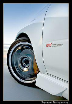 Subaru Sti   # Pinterest++ for iPad #