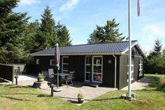 OK56: Top bewertetes Ferienhaus für 6 Personen nah am Meer. 2 Haustiere erlaubt. Ab 236 € pro Woche.
