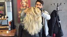 """26 Beğenme, 4 Yorum - Instagram'da Kuaför Erkan Yıldırım   e&e (@hairbyerkan): """"Mutlu haftasonları ✌🏼☺️ @serpilslife #erkanyıldırım #beylikdüzükuaför #beykentkuaför #saç #beykent…"""""""