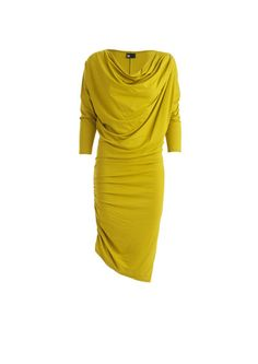Really interesting dress with lovely color. Minttu by Katri Niskanen for Nanso.