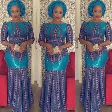 There are a variety of ways to get ourselves beautified in the same way as an Ankara fabric, Even if you are thinking of what to make and execute like an latest asoebi styles. African Dresses For Women, African Print Dresses, African Print Fashion, African Attire, African Wear, African Prints, African Outfits, African Women, African Shop