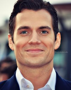 Henry Cavill at MoS Premiere on Jersey Channel Island  June 14th 2013 via Henry Cavill and the Cavillry tumblr page