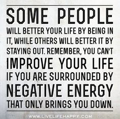 Negative people suck the life out of you. Learned this today! two faced negative people who act like friends. Life Lesson Quotes, Love Life Quotes, Great Quotes, Life Lessons, Quotes To Live By, Random Quotes, Daily Quotes, Awesome Quotes, Life Tips
