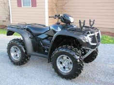 2009 HONDA FOREMAN 500 4X4 , BUTTON IT have , NEW 2009 HONDA ...