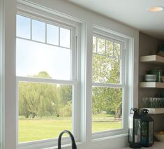 10 styling options for your kitchen windows. Interior Design Ideas. Home Design Ideas