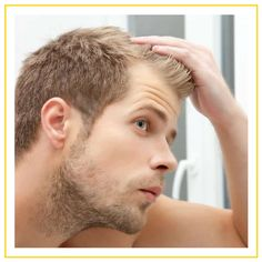 Stats show two-thirds of men face hair loss by age 35. But we've found a natural, long-term solution that can stop hair loss in it's tracks and regenerate new, healthy hair. Book a free consult at ACM to learn more about Factor 4.