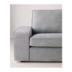KIVIK Divano a 3 posti - Isunda grigio - IKEA
