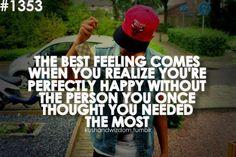 best feeling ;)