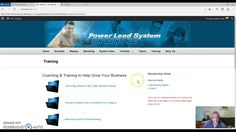 How To Make Professional YouTube Videos With The Power Lead System..