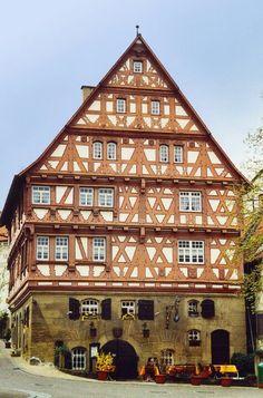 Eppingen..near our home in Heidelberg
