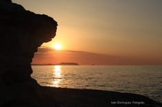 """""""Shadows after sunrise"""" --  From the Lobo Marino cave in El Capello, Alicante I could enjoy of my first sunrise beside the sea. A lovely experience, surrounded by peace and colours. Wishing it would never end."""