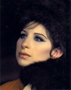 "Barbra Streisand, co-winner of the Best Actress Oscar for 1968 (for ""Funny Girl""). She tied with Katherine Hepburn. Streisand has won 2 Oscars."