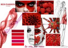 Red Passion #lavieenrose