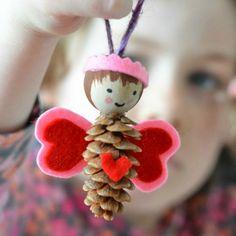25 pěkných borových řemesel pro předškoláky