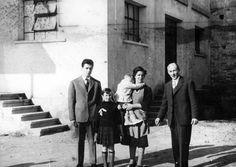 1953...the begin Anna Spinato's family