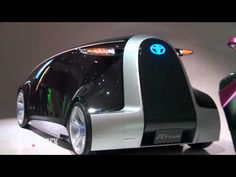 Toyota Fun Vii Concept – Car of The Future | HIGH T3CH