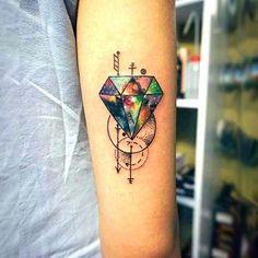 Dimonds Tattoo : elmas dövmeleri diamond tattoos 9